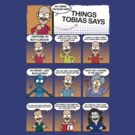 Things Tobias Says by Tom Trager