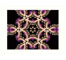 Star Ripples Art Print