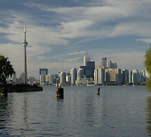 Downtown Toronto by Pete Johnston