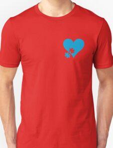 Autism Puzzle Heart Unisex T-Shirt