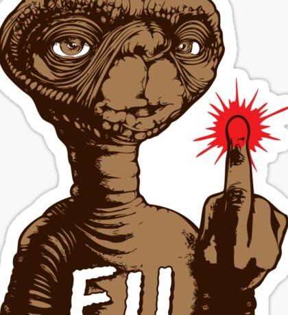 FU Sticker