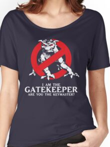 I Am The Gatekeeper Women's Relaxed Fit T-Shirt