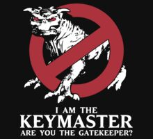 I Am The Keymaster by anfa
