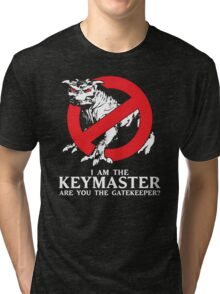 I Am The Keymaster Tri-blend T-Shirt