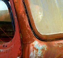 Rusted Truck by Elaine Bawden