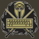 Keyboard Warrior by anfa