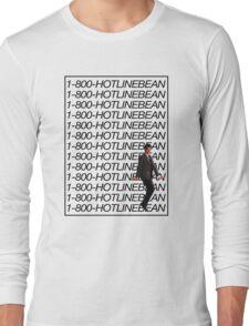 HOTLINE BEAN. Long Sleeve T-Shirt
