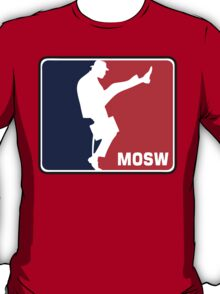 The Ministry Of Silly Walks T-Shirt