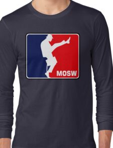 The Ministry Of Silly Walks Long Sleeve T-Shirt