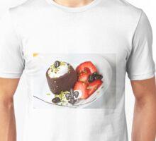 Chocolat et Café Unisex T-Shirt
