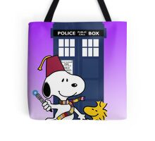 Snoopy Who. Tote Bag