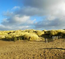 Ainsdale Beach by James D