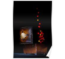 Treasure chest Poster