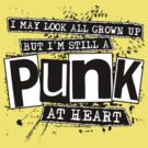 Punk At Heart by anfa