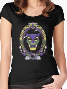 Mirror Mirror Women's Fitted Scoop T-Shirt
