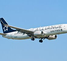 N26210 United Star Alliance Livery by Henry Plumley