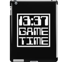 13:37 Game Time iPad Case/Skin