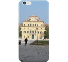 IL PARCODUCALE...la casa di Maria Luigia D'Austria, moglie di Napoleone..PARMA - ITALY- Europa - 2600  visualiz.- RB EXPLORE  NOV. 2011 -                                                  iPhone Case/Skin