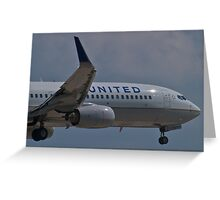 Nose Shot N14237 Approach Greeting Card