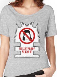 Mulletproof Vest Women's Relaxed Fit T-Shirt
