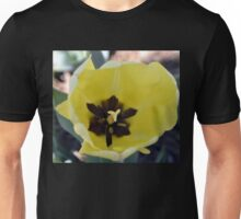 Macros Yellow Tulip Unisex T-Shirt
