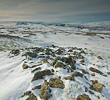 Yorkshire Snow by Andrew Leighton