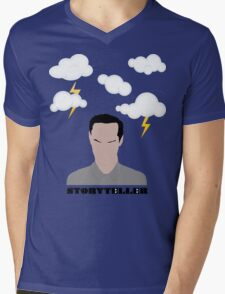 Moriarty - The Storyteller Mens V-Neck T-Shirt
