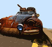 VW RAT Beetle by Joe Stallard