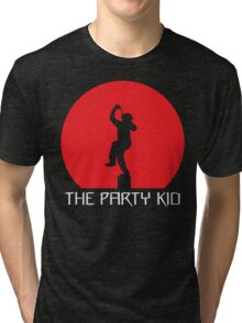 The Party Kid Tri-blend T-Shirt