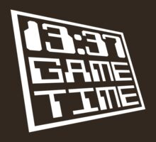 Game Time 13:37 by GCShubie