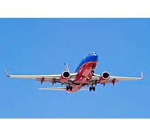 Southwest Airlines Belly Photographic Print