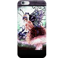 Shroom Fairy iPhone Case/Skin