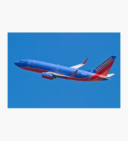 Southwest Airlines N263WN Photographic Print