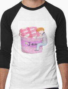 Watson's Jam-Jar Men's Baseball ¾ T-Shirt