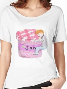 Watson's Jam-Jar Women's Relaxed Fit T-Shirt