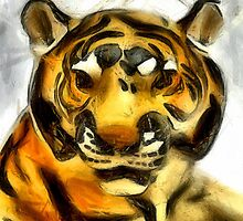 el tigre by SuddenJim