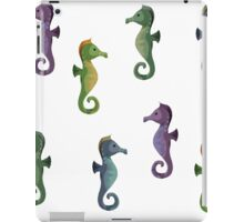Multiple Seahorses iPad Case/Skin