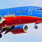 N946WN, Southwest Airlines Boeing 737-3H4 by Henry Plumley