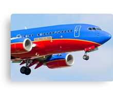N946WN, Southwest Airlines Boeing 737-3H4 Canvas Print