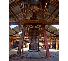 Kinchega Wool Press - Menindee, NSW Photographic Print