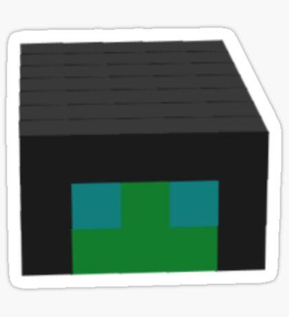 Square head Sticker