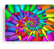 Do Play With My Heart Canvas Print