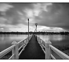 Don't Pay the Ferryman  - Canada Bay, NSW by Malcolm Katon