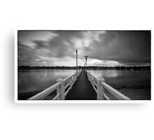 Don't Pay the Ferryman  - Canada Bay, NSW Canvas Print