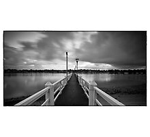 Don't Pay the Ferryman  - Canada Bay, NSW Photographic Print