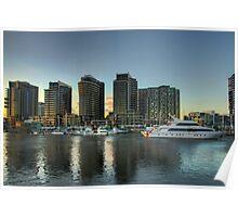 Docklands - Melbourne Poster