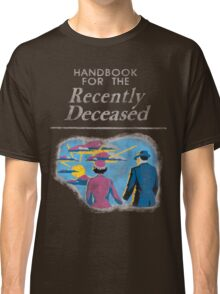 Beetlejuice - Handbook of the Recently Deceased Classic T-Shirt