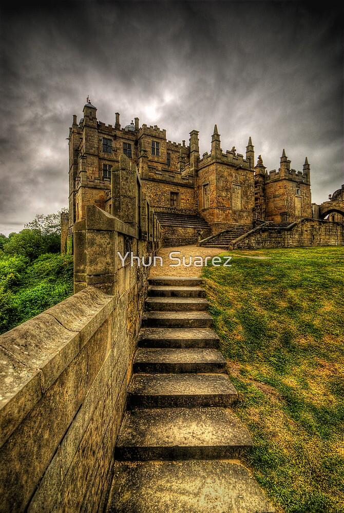 Bolsover Castle by Yhun Suarez