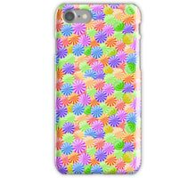 Bright Colorfull Circle Pattern iPhone Case/Skin