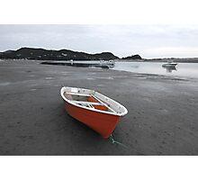 dinghy Photographic Print